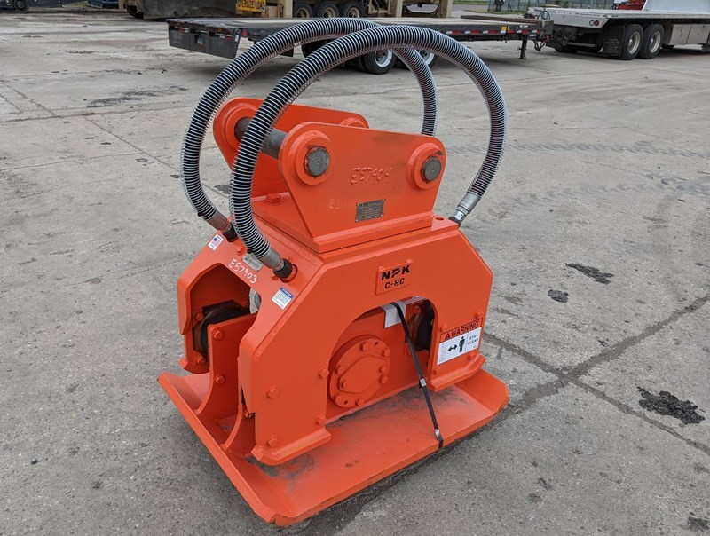 2020 NPK C-8C Plate Compactor For Sale
