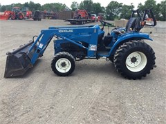 Tractor For Sale New Holland TC29D , 29 HP