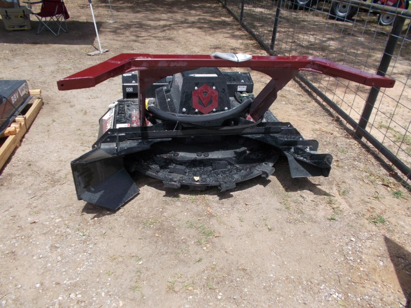 Virnig Virnig V70 Skid Steer TREE DISC MULCHER Skid Steer Attachment For Sale