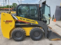Skid Steer For Sale 2018 New Holland L216