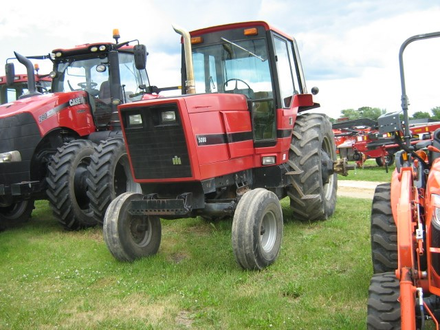 1981 International 5088 Tractor For Sale