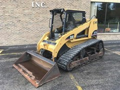 Skid Steer-Track For Sale 2006 Caterpillar 277B , 82 HP