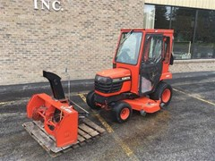 Tractor For Sale 2002 Kubota BX2200D , 22 HP