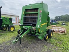 Baler-Round For Sale 2012 John Deere 458 Silage Special