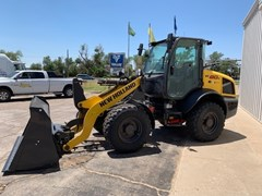 Wheel Loader For Sale 2020 New Holland W80C HS , 70 HP