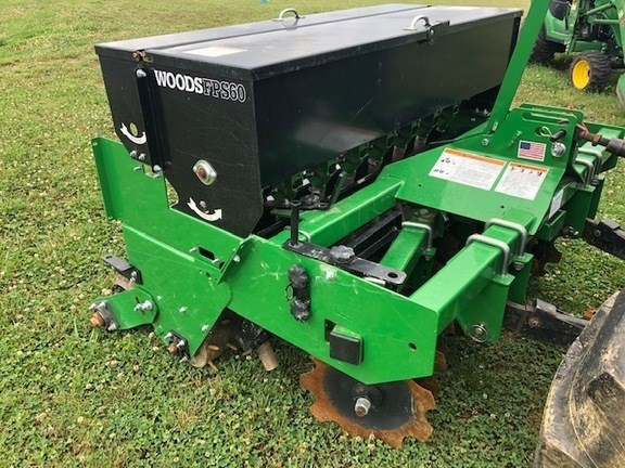 Woods FPS60 Grain Drill For Sale