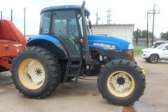 Tractor - Utility For Sale 2012 New Holland TS6.120