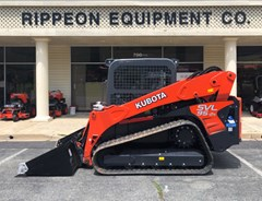 Skid Steer-Track For Sale Kubota SVL95-2SHFC , 96 HP