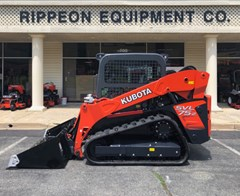 Skid Steer-Track For Sale Kubota SVL75-2HFWC , 74 HP