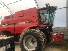 Combine For Sale 2016 Case IH 6140