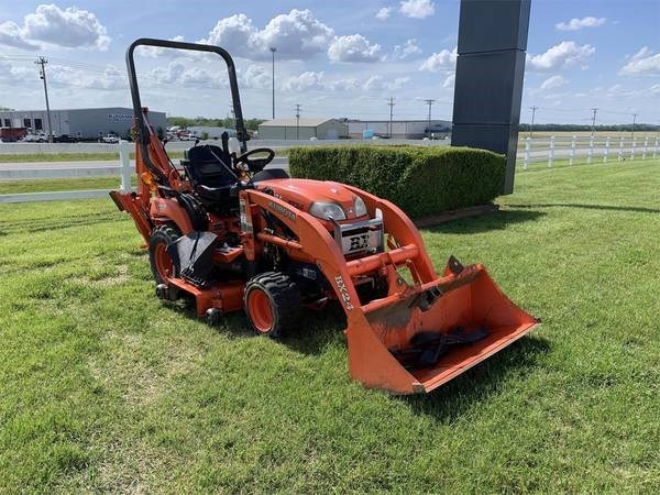 2009 Kubota BX24 Tractor For Sale