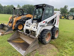 Skid Steer For Sale 1998 Bobcat 853