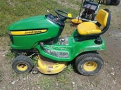 Lawn Mower For Sale 2006 John Deere X300
