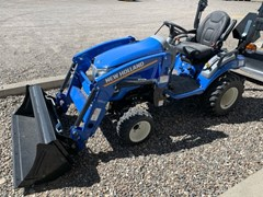 Tractor - Compact For Sale 2020 New Holland WM 25S , 25 HP