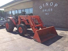 Tractor For Sale 2013 Kubota M8560HD , 85 HP