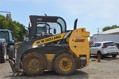 Skid Steer For Sale 2011 New Holland L215