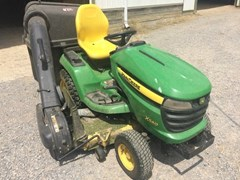Lawn Mower For Sale 2012 John Deere X540