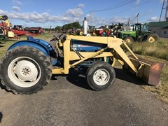 Tractor - Compact Utility For Sale 1969 Ford 3000 , 37 HP