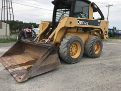 Skid Steer For Sale 2008 John Deere 317