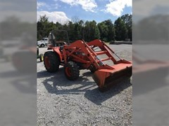 Tractor For Sale 1989 Kubota L5450DT , 59 HP