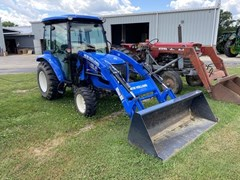 Tractor - Compact Utility For Sale 2017 New Holland Boomer 40 T4B , 40 HP