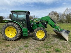 Tractor - Utility For Sale 2012 John Deere 6125R , 125 HP