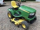 Riding Mower For Sale:  2011 John Deere X720 , 27 HP