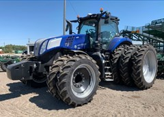 Tractor For Sale 2020 New Holland T8.410 AC , 340 HP