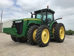 Tractor - Row Crop For Sale 2012 John Deere 8360R , 360 HP