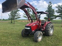 Tractor For Sale Case IH DX55