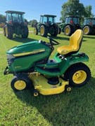Riding Mower For Sale:  2016 John Deere X590