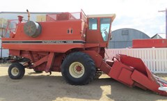 Combine For Sale 1983 Case IH 1460