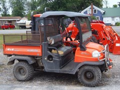 Utility Vehicle For Sale 2010 Kubota RTV900