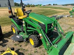 Tractor - Compact Utility For Sale:  2011 John Deere 1026R , 25 HP