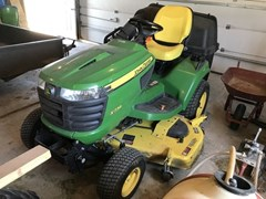 Riding Mower For Sale 2013 John Deere X734