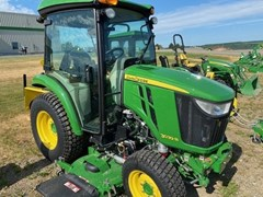 Tractor - Compact Utility For Sale:  2017 John Deere 3039R , 39 HP