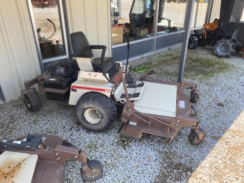 1996 Grasshopper 718 Zero Turn Mower For Sale