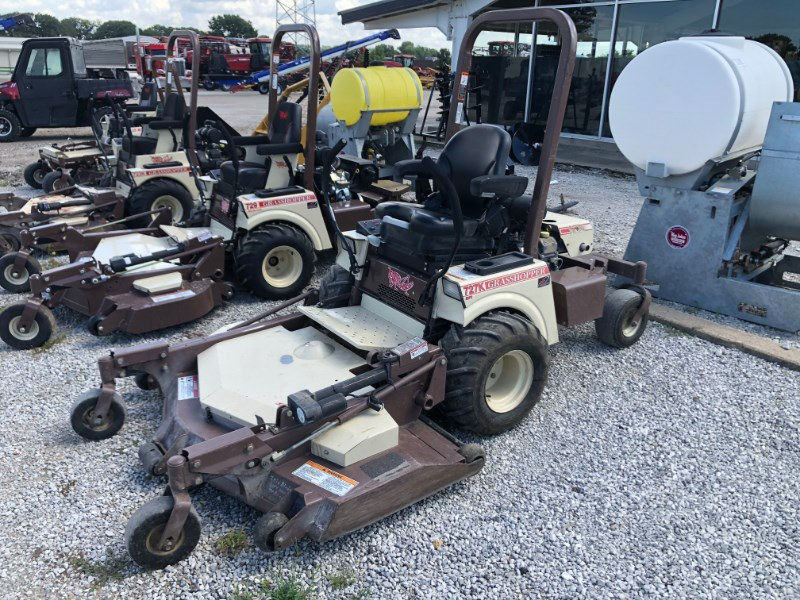 2015 Grasshopper 727 Zero Turn Mower For Sale