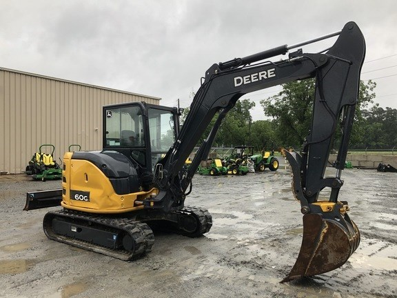 2018 John Deere 60G Excavator-Mini For Sale