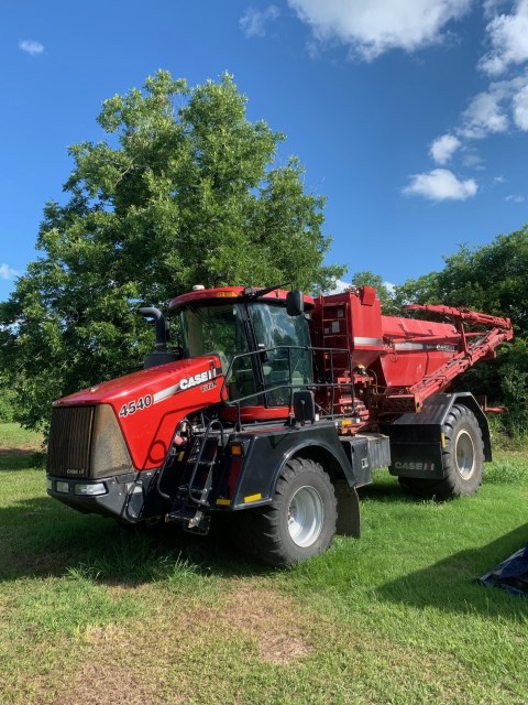 Case IH 4540 Floater/High Clearance Spreader For Sale