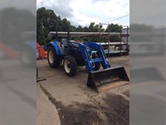 Tractor For Sale 2016 New Holland T4.75 , 74 HP