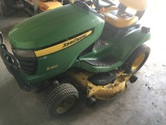 Riding Mower For Sale 2013 John Deere X360