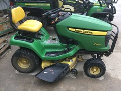 Riding Mower For Sale 2011 John Deere X300 , 17 HP