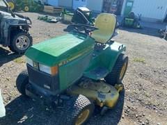 Riding Mower For Sale:  1996 John Deere 445 , 22 HP