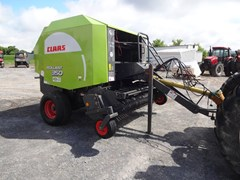Baler-Round For Sale 2009 CLAAS Rollant 350