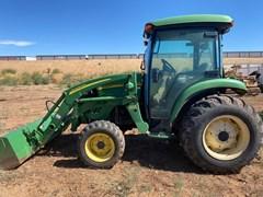 Tractor For Sale John Deere 4520