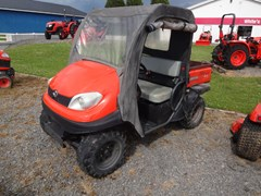 Utility Vehicle For Sale 2009 Kubota RTV500-A