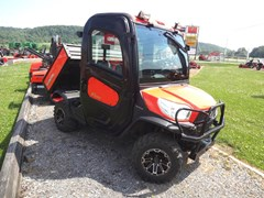 Utility Vehicle For Sale 2018 Kubota RTV-X110CWLA , 24 HP