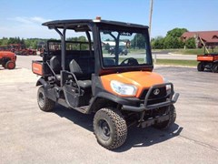 Recreational Vehicle For Sale 2016 Kubota RTV-X1140W-H , 24 HP
