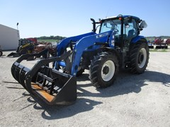 Tractor For Sale 2013 New Holland T6.155 , 115 HP
